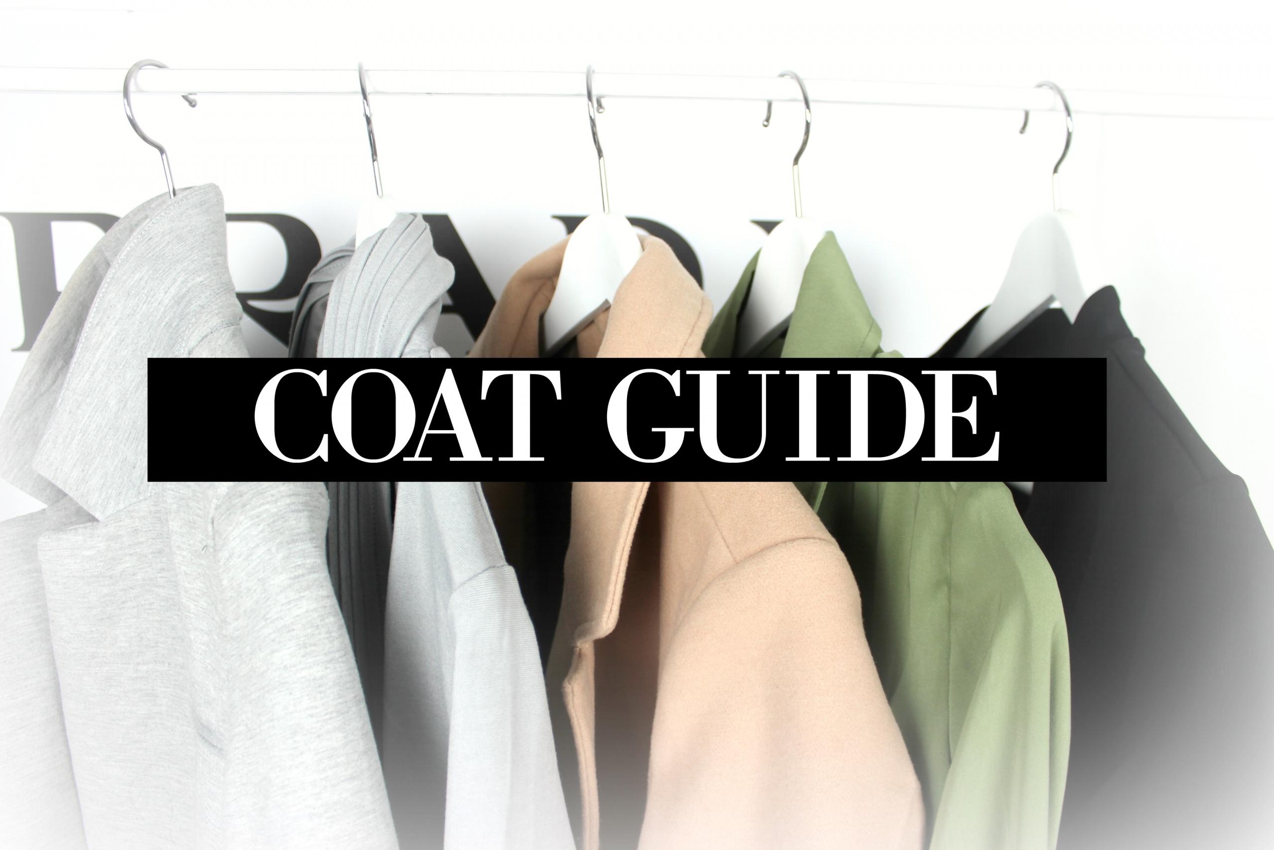 coat guide