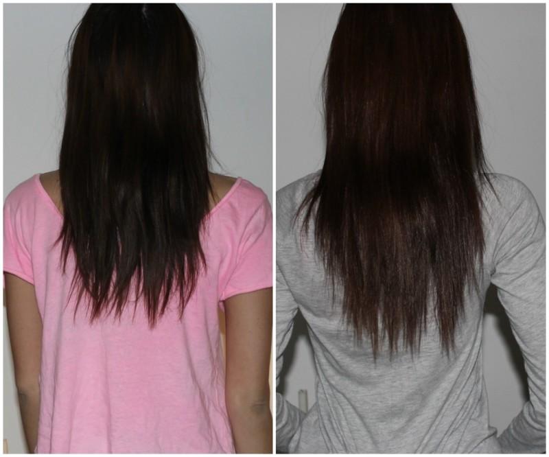 silicea hår resultat